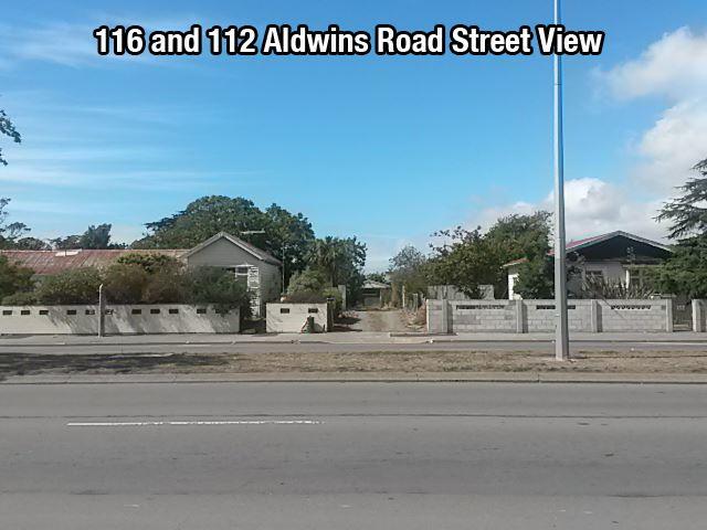 112, 112a & 116 Aldwins Rd