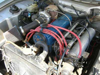 1984 Ford Capri Sport 3