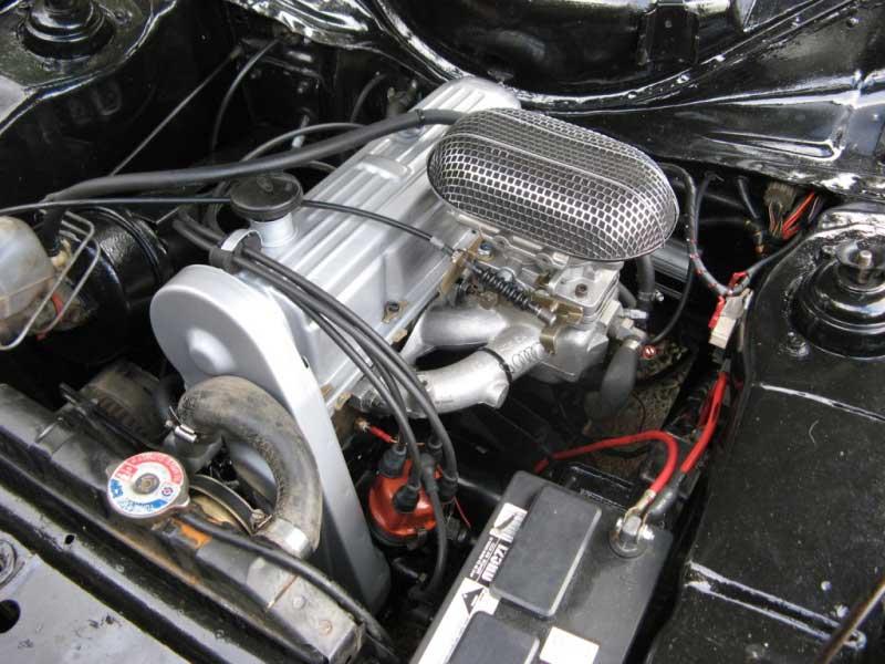 Weber Carb To Falcon Tbi Conversion